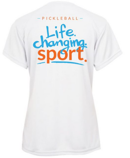 iDink -Women's Life Changing Sport -White