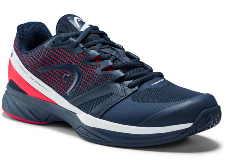 Head Sprint Pro 2.5 Men's Shoe - Blue/Red