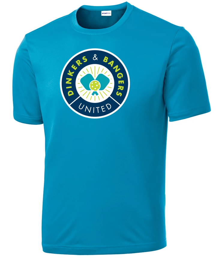 Dinkers & Bangers United - Mens Short Sleeve
