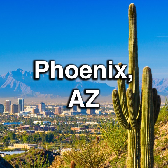 Feb. 28 - March 1, 2020 | Phoenix, AZ