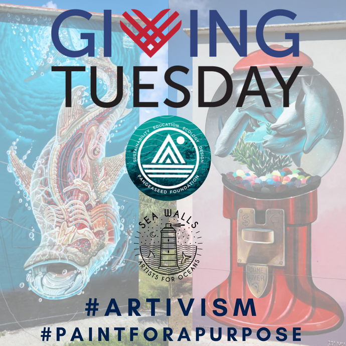 Giving Tuesday - PangeaSeed Foundation