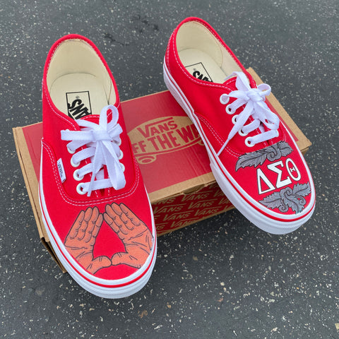 Sorority/Fraternity Vans