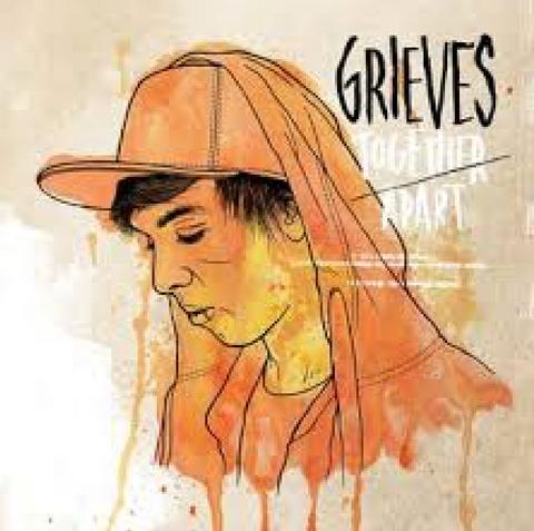 Grieves Together/Apart Album Cover Art