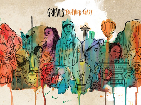 Grieves Together/Apart Cover Art
