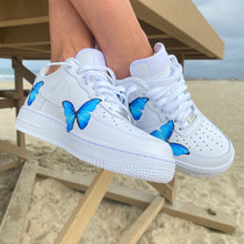Load image into Gallery viewer, Butterfly Nike Air Force 1
