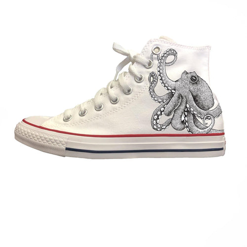 Cephalopod High Top Converse