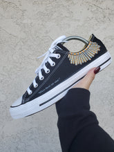 Load image into Gallery viewer, Supreme Court Justice Ruth Bader Ginsburg Dissent Collar Custom Converse Shoe