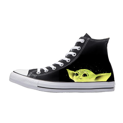 This is the Way Custom High Top Converse