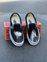 Load image into Gallery viewer, Orca Surface Slip On Vans - Available in Black and White