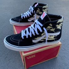 Load image into Gallery viewer, Custom Vans Sk8 Hi Camo