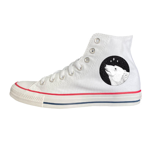 Polar Nights High Top Converse