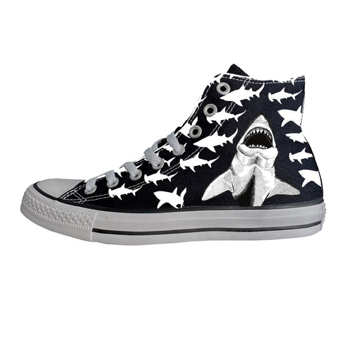 Shark Breach High-Top Converse