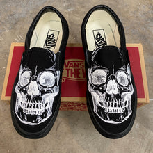 Load image into Gallery viewer, Big Skull Head Vans