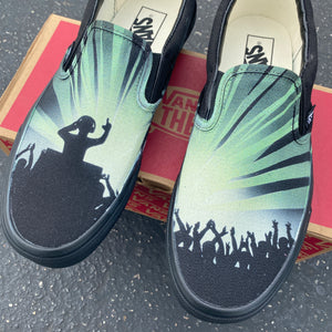 DJ Rave Party Vans