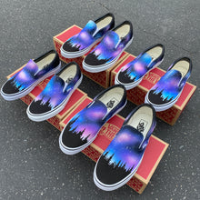 Load image into Gallery viewer, galaxy shoes