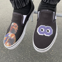 Load image into Gallery viewer, Mamba Mentality Slip On Vans