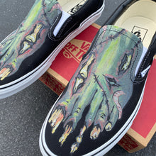 Load image into Gallery viewer, Zombie Feet Vans