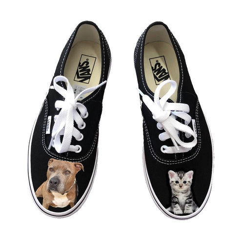 Custom Pet Authentic VANS