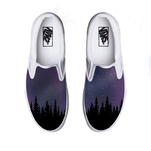 Life Beyond the Stars Slip On Vans