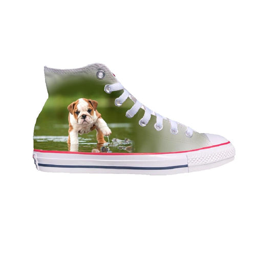 Custom Pet High Top Converse