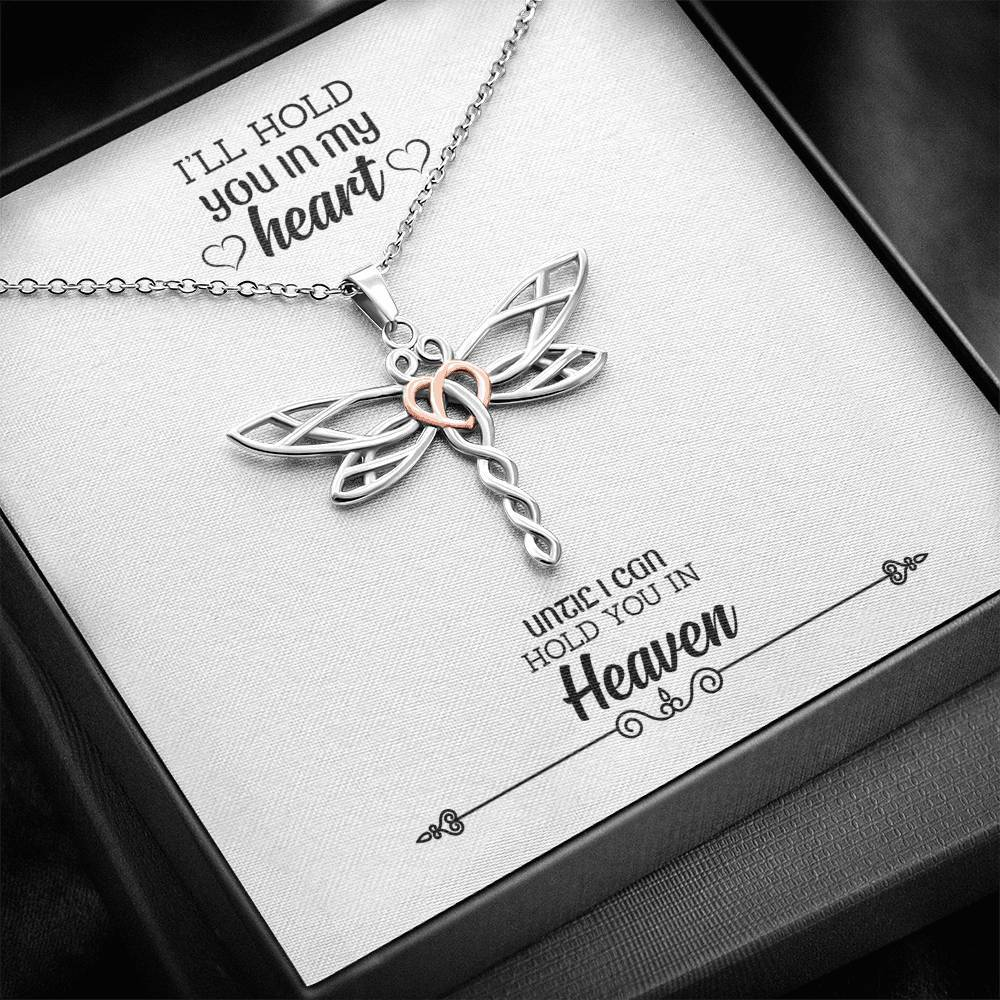 Memorial Dragonfly Necklace