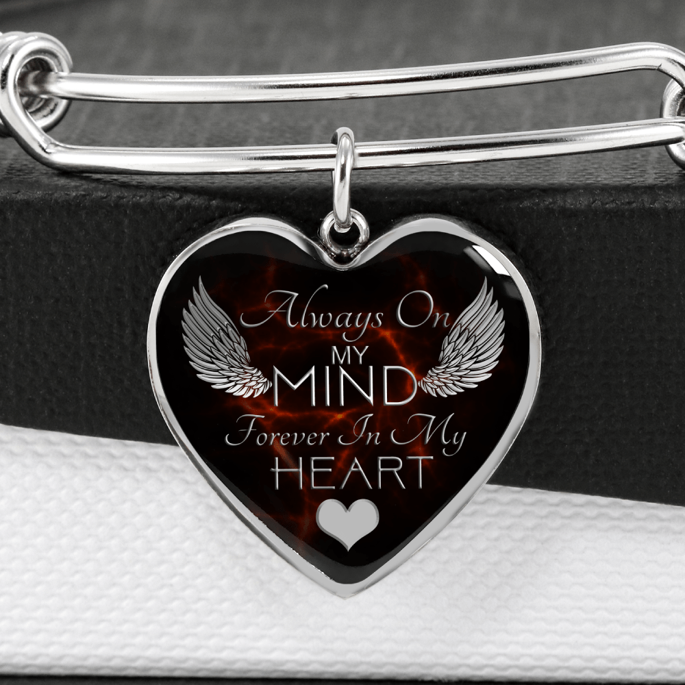 MEMORIAL ADJUSTABLE BANGLE