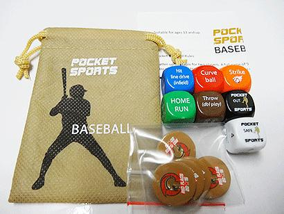 Pocket Sports Baseball