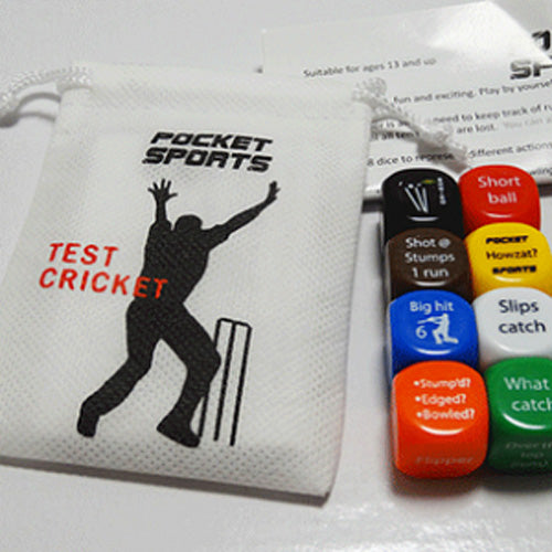 Pocket Sports Test Cricket