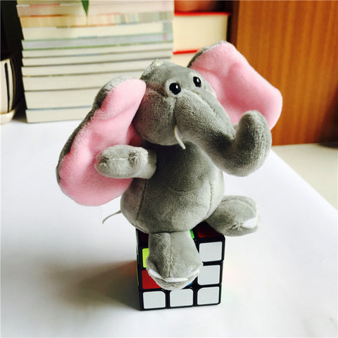"PLUSH ELEPHANT - Back Pack ""Buddy"""