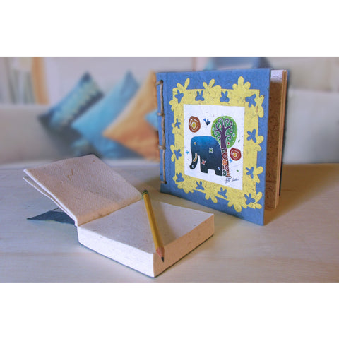 Elephant Stationery - PooPooPaper Journals and Note Pads Set