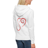 Elephant Spirit Sweatshirt Full-Zip