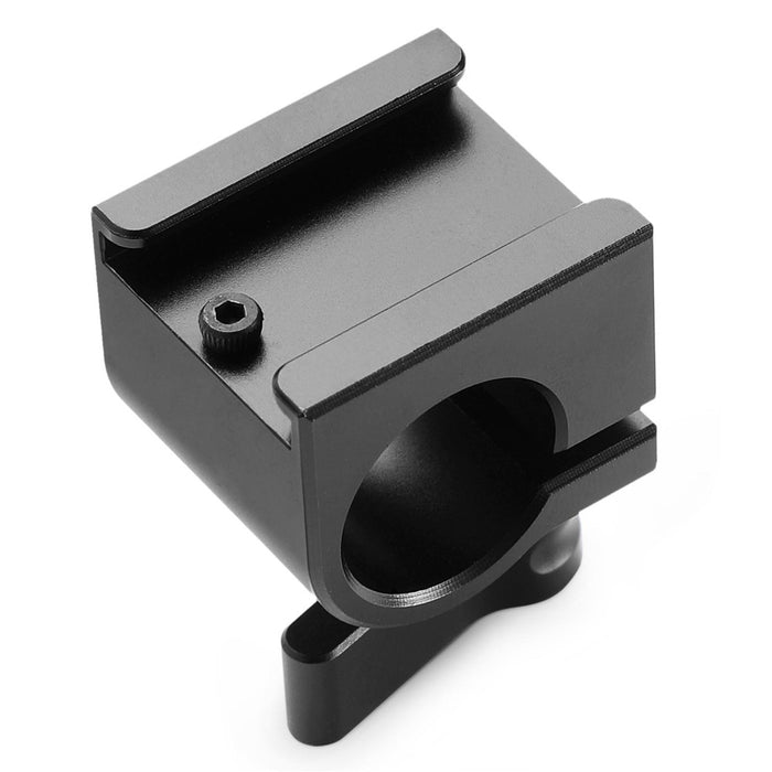 SmallRig 15mm Rod Clamp mit Cold Shoe 1157
