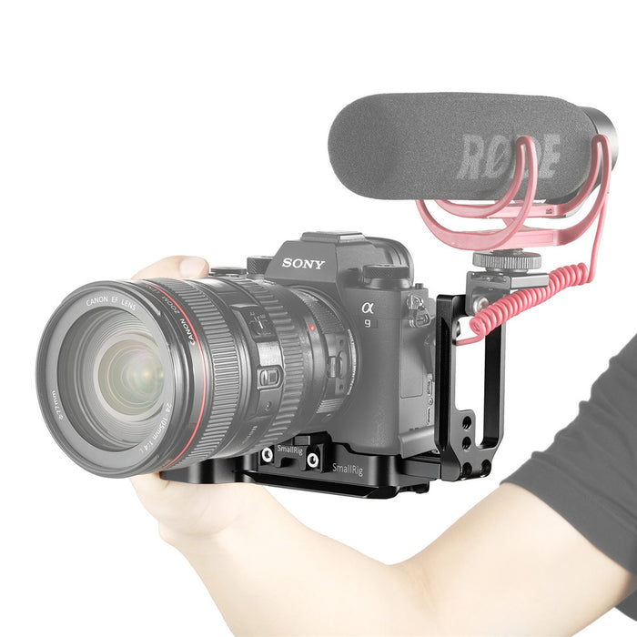 SmallRig L-Bracket for Sony A7RIII/A7III/A9 2122