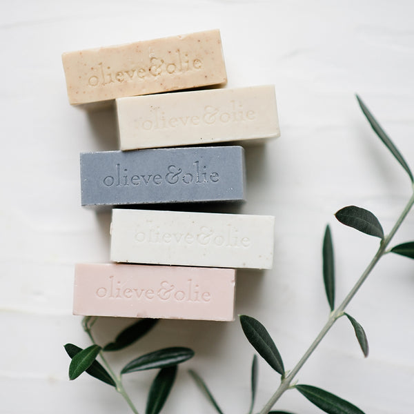 Hand Made Bar Soap [3 Pack]