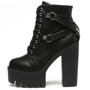 FREA™ - ANKLE BOOTS
