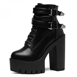 MEDEA™ - ANKLE BOOTS