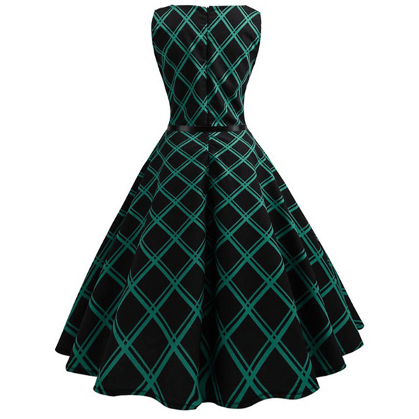 EVERGREEN SALLY - HEPBURN DRESS