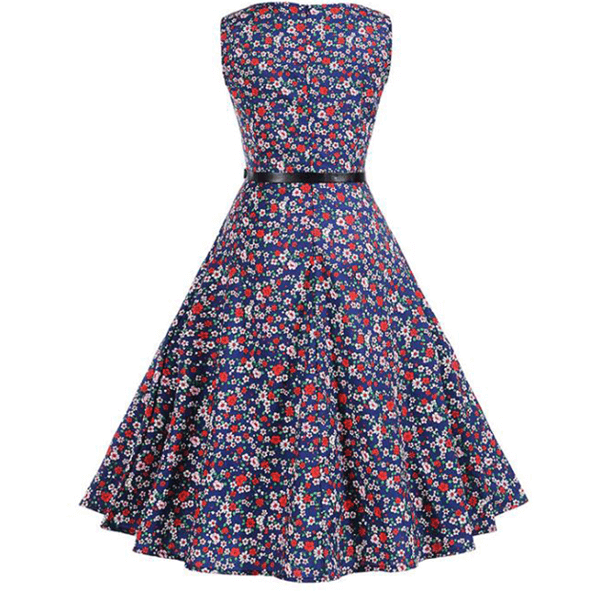 SUMMERDAY BLOOM - HEPBURN DRESS