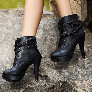 EVELYN™ - ANKLE BOOTS