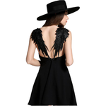 ANGEL WINGS SKATER Dress