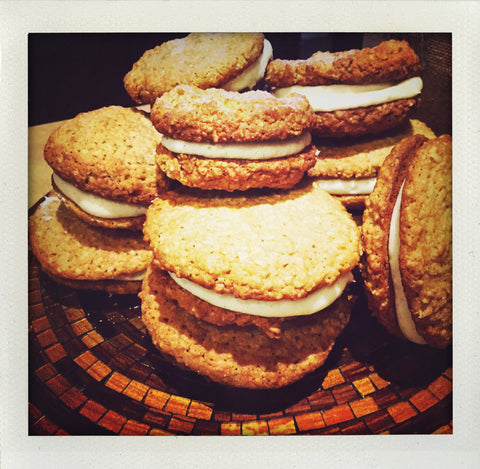 GIANT Oatmeal Cream Pie Sammich 4pack