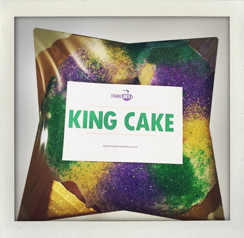 SBC King Cake - Cream Cheese FIlled & Fruit Filling Options