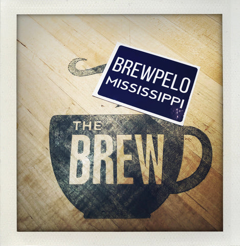 Brewpelo Sticker!