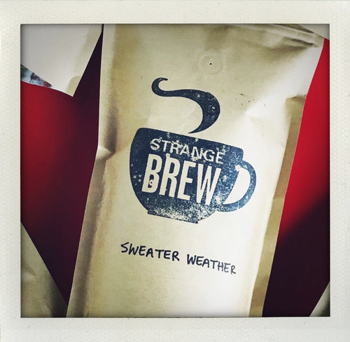Sweater Weather Flavored Coffee Blend