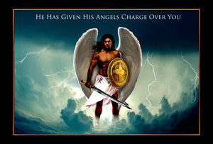 He Has Given His Angels Charge Over You