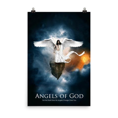 Angels of God - For He Shall Give His Angels Charge Over You