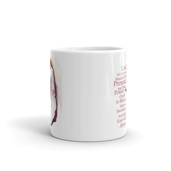 Angel Prayer - Mug