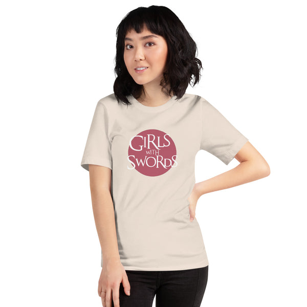Girls with swords - Short-Sleeve Unisex T-Shirt