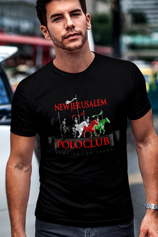 New Jerusalem Polo Club - Short-Sleeve Unisex T-Shirt