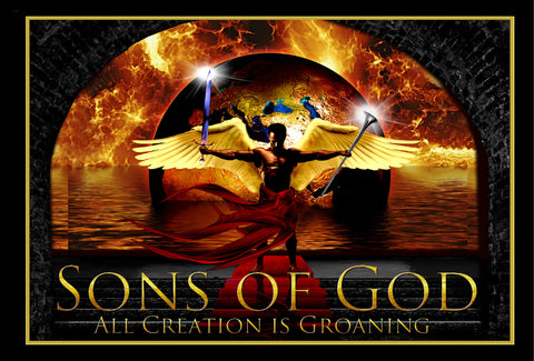 Sons of God - All Creation is Groaning II